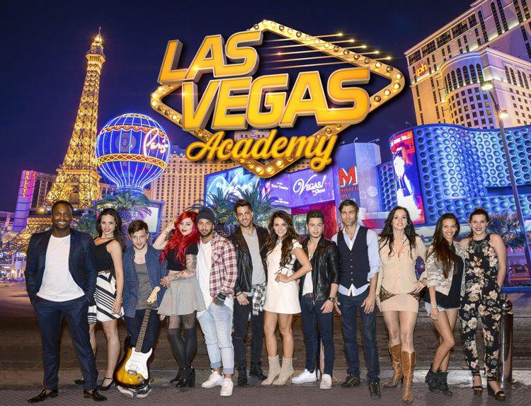 Las Vegas Academy (Crédit photo : Lionel Hahn / Abacapress / W9)