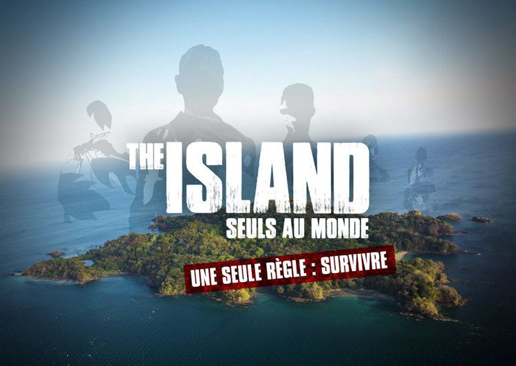 The Island, seuls au monde (Crédit photo : Patrick Robert / M6)
