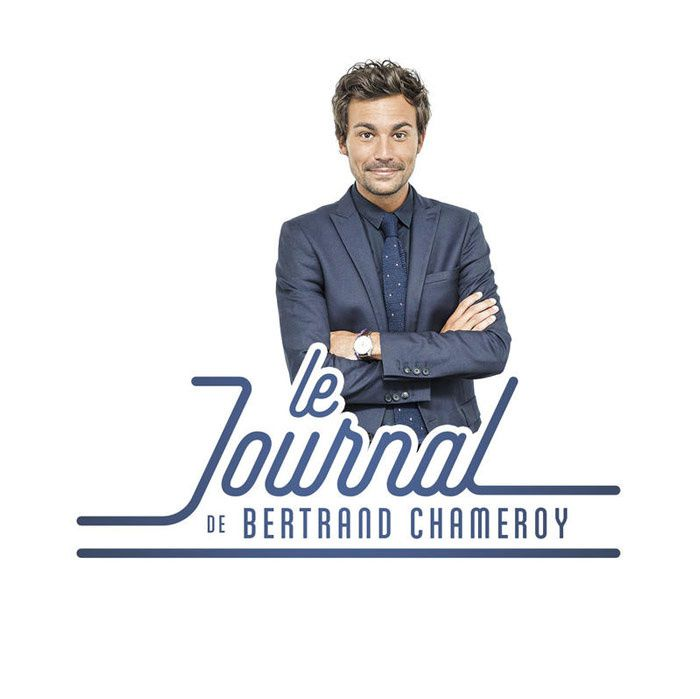Bertrand Chameroy (Crédit photo : Cyrille GEORGE JERUSALMI / D8)