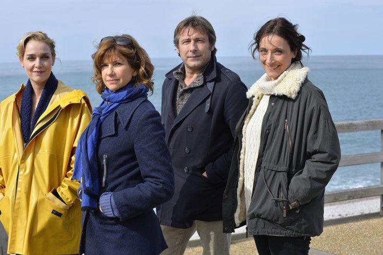 Mes amis, mes amours, mes emmerdes (Crédit photo : Jean-Philippe Baltel / TF1)
