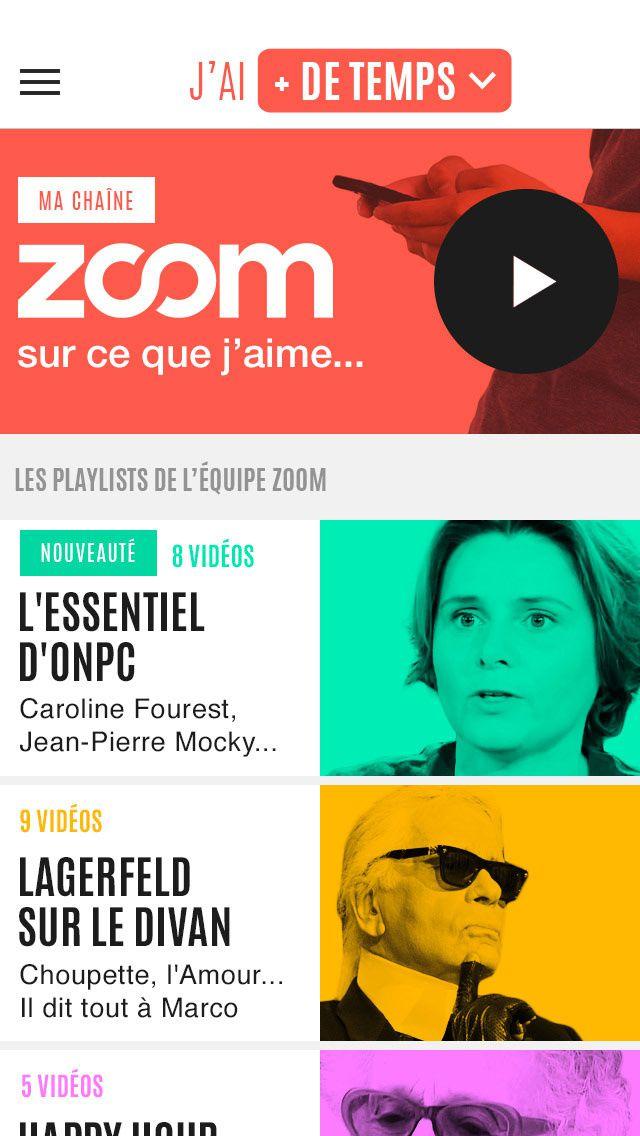 France Télévisions lance son application Francetv zoom (vidéo)