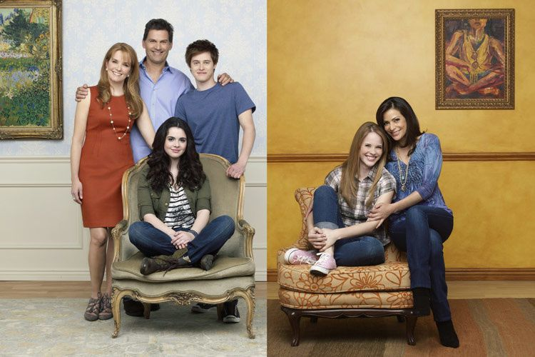 Switched (Crédit photo : ABC Family)