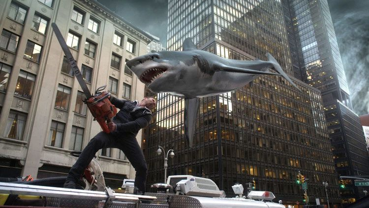 Sharknado (Crédit photo : The Second One)