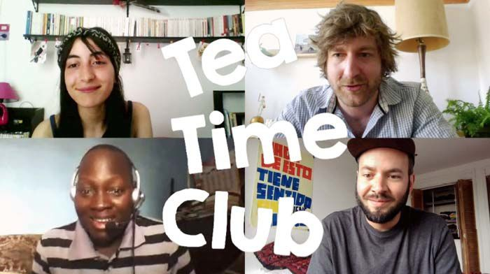Tea time Club, vainqueur du TV Lab 2015 sur France 4