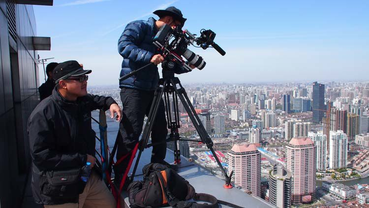 National Geographic Channl s'offre le documentaire &quot&#x3B;China From Above&quot&#x3B;