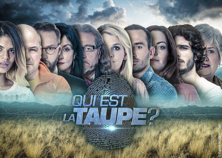 Les 10 candidats du jeu Qui est la taupe ? (Crédit photo : Patrick Robert / M6)