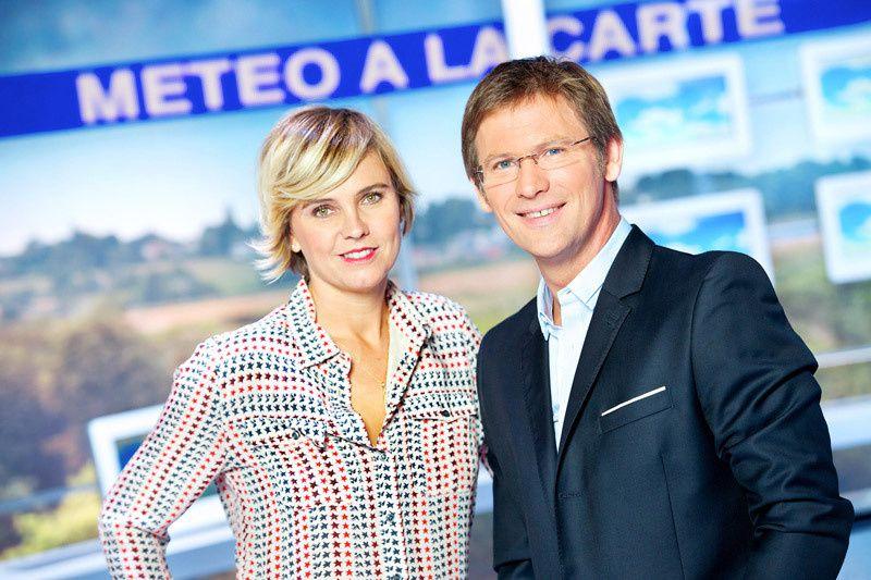Météo à la carte (Crédit photo : Jean-Philippe Baltel / FTV)