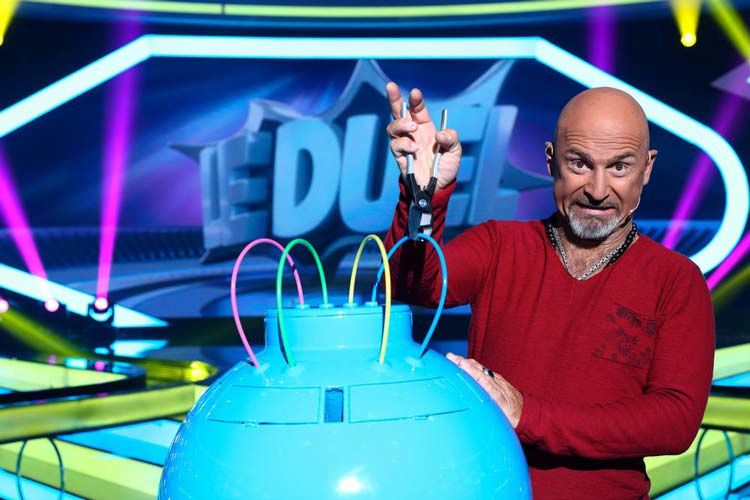 Vincent Lagaf' dans Boom (Crédit photo : David Merle / TF1)