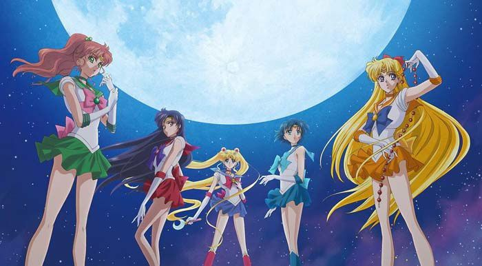 """La série """"Sailor Moon Crystal"""" diffusée dès le 30 août sur Canal J"""