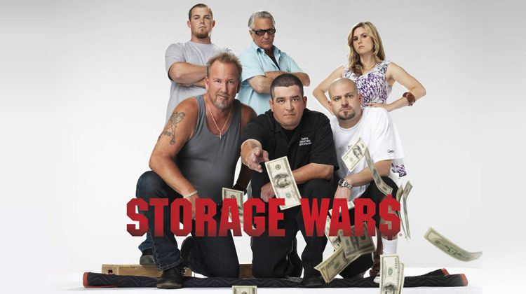 Storage Wars (Crédit photo : AETN)