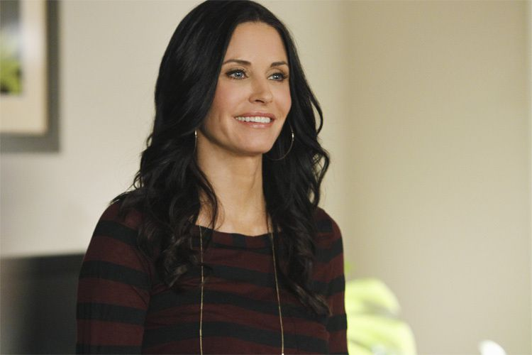 "Cougar Town (Crédit photo : Peter ""Hopper"" Stone / ABC Inc. All rights reserved.)"