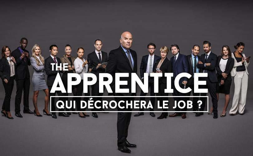 The Apprentice (Crédit photo : Pierre Olivier / M6)