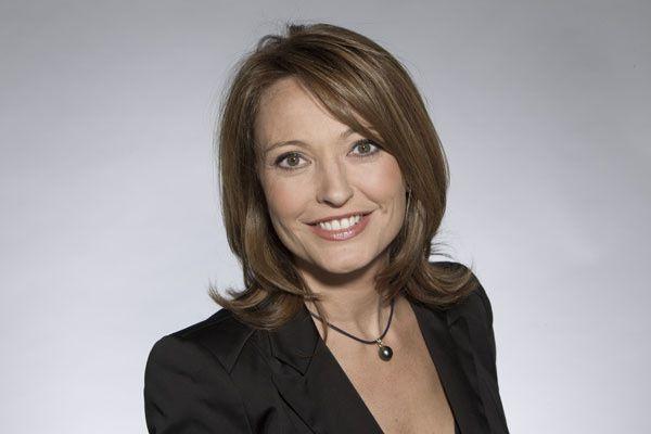 Valérie Durier (Crédit photo : Nathalie Guyon / FTV / France 5)
