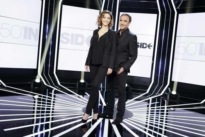 50mn Inside (Crédit photo : Julien Cauvin / TF1)