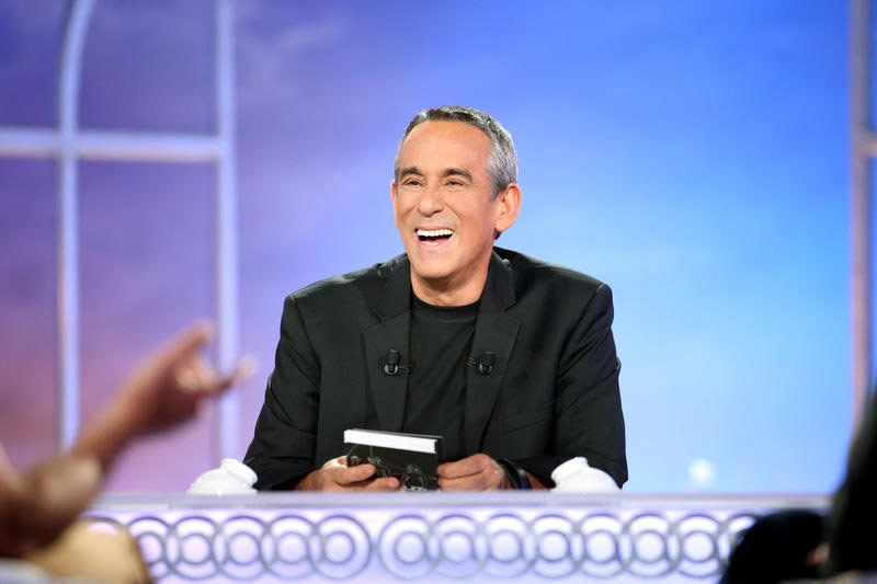 Thierry Ardisson (Crédit photo : Daniel Bardou / Canal+)