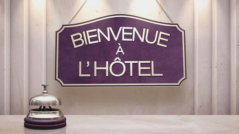 &quot&#x3B;Bienvenue à l'hôtel&quot&#x3B; de retour le 19 octobre sur TF1