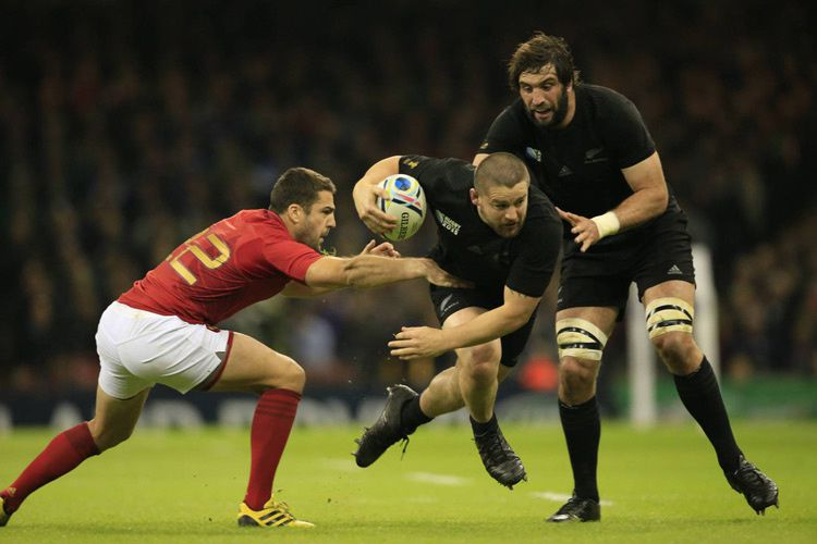 La France n'a rien pû faire face aux All Blacks (Crédit photo : Pressesport)