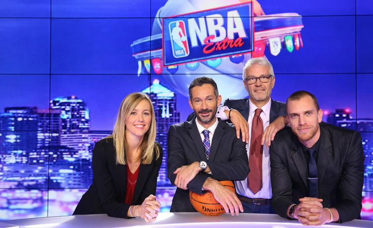 La NBA de retour en exclusivité sur beIN SPORTS!