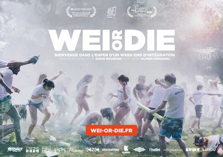 Wei Or Die (Crédit photo : Cinétévé 2015)