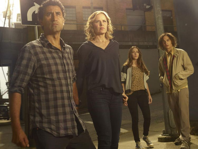 """Fear the Walking Dead"" (Crédit photo : Frank Ockenfels 3/AMC)"