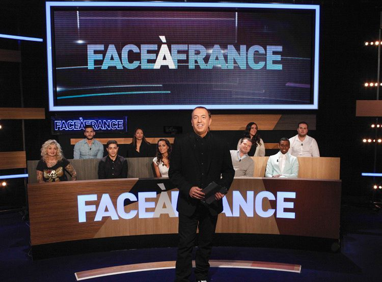 Face à France (Crédit photo : NRJ 12 / DR)