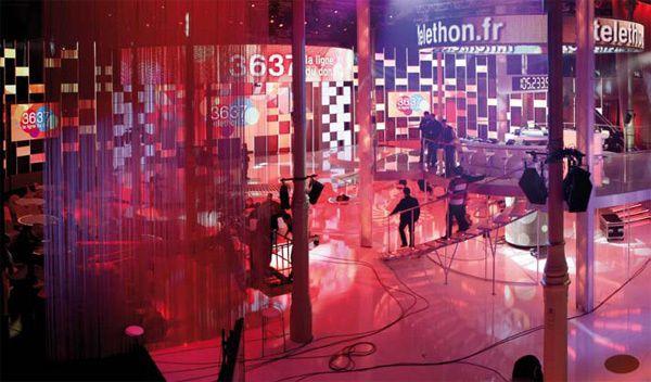 Téléthon (Crédit photo : Tristan Paviot / France 2)