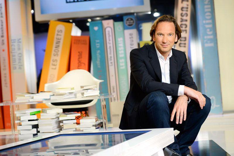 François Busnel (Crédit photo : Jean-Philippe BALTEL / FTV / SIPA)
