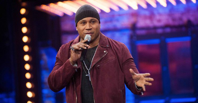LL Cool J dans « Lip Sync Battle » (Crédit photo : MTV/DR)