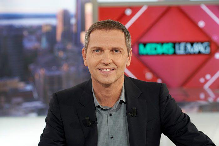 Thomas Hugues (Crédit photo : Christophe Fillieule / La Fabrik / FTV)