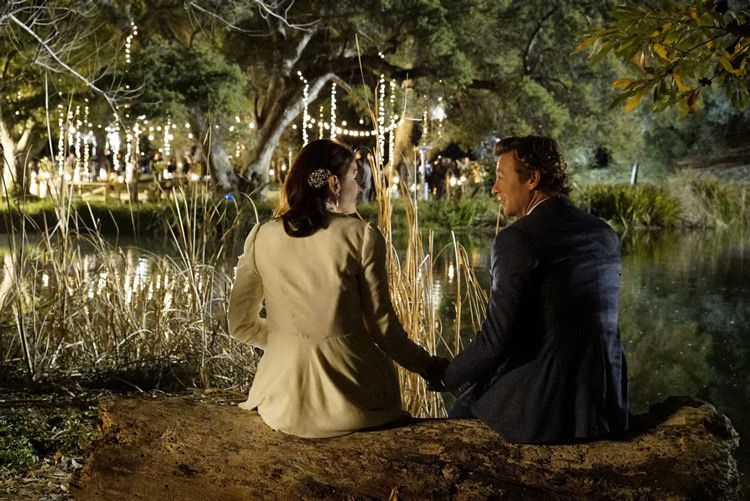Mentalist (Crédit photo : WarnerBros)