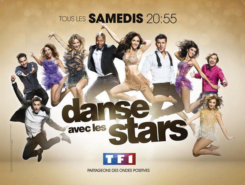 Danse avec les stars 6 (Crédit photo : Benjamin Decoin / The Alamo / TF1)