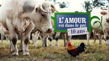 Les 10 ans de l'Amour est dans le pré (Crédit photo : Pierre Olivier / M6)