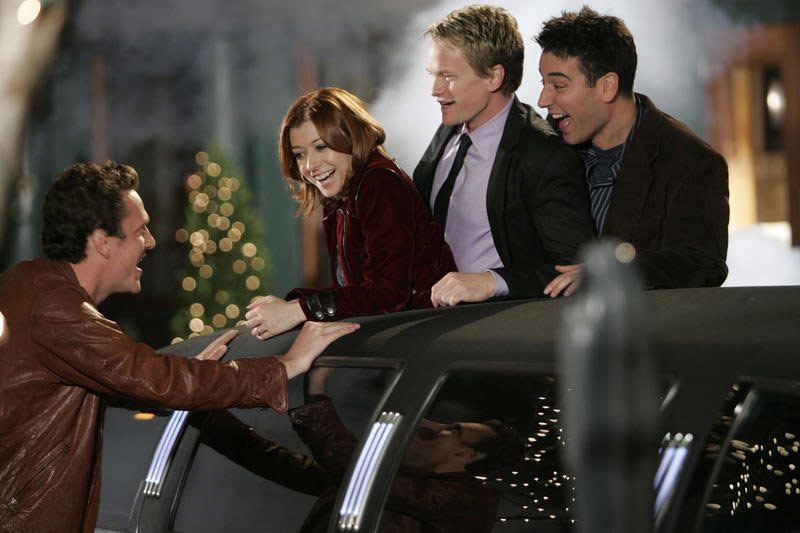 How I met your mother (Crédit photo : CBS Paramount)