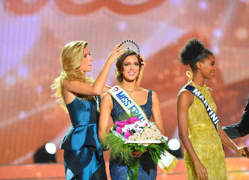 Miss France 2016 (Crédit photo : Laurent Zabulon / TF1)