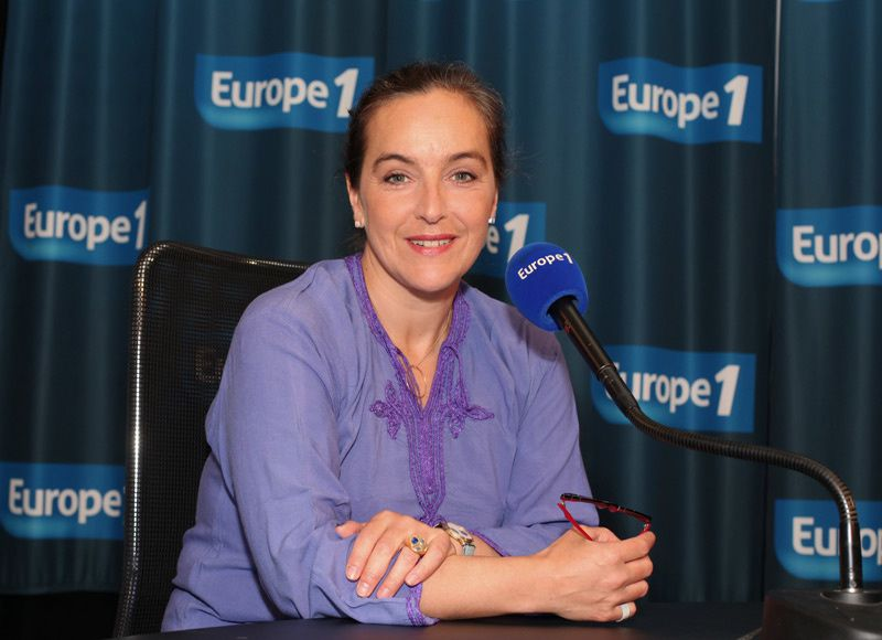 Sophie Larmoyer (Crédit photo : Capa Pictures / Europe 1)