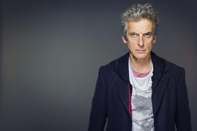 Doctor Who (Crédit photo : BBC / BBC Worldwide 2015)