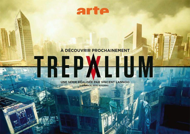 La série d'anticipation &quot&#x3B;Trepalium&quot&#x3B; diffusée dès le 11 février sur ARTE (vidéo)