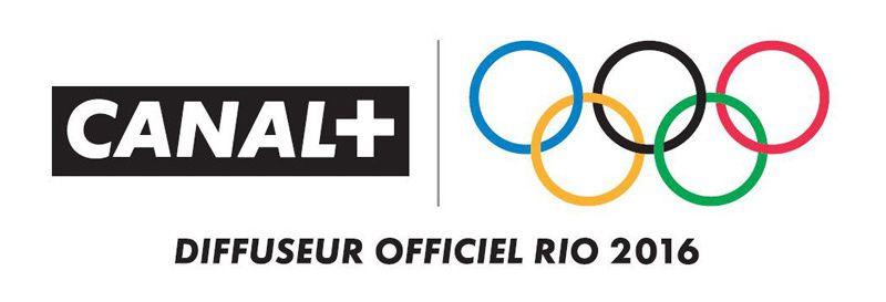Hervé Mathoux et Marina Lorenzo aux commandes « Rio, le magazine des Jeux Olympiques » sur Canal+SPORT