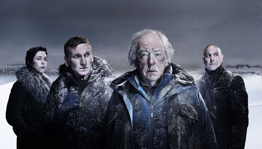 Fortitude (Crédit photo : Distributed by Sky Vision. A Tiger Aspect Production/Fifty Fathoms Production)