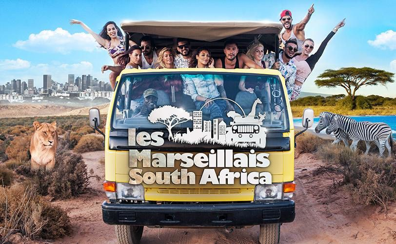 Les Marseillais South Africa (Crédit photo : Jean-Marc Lederman / W9)