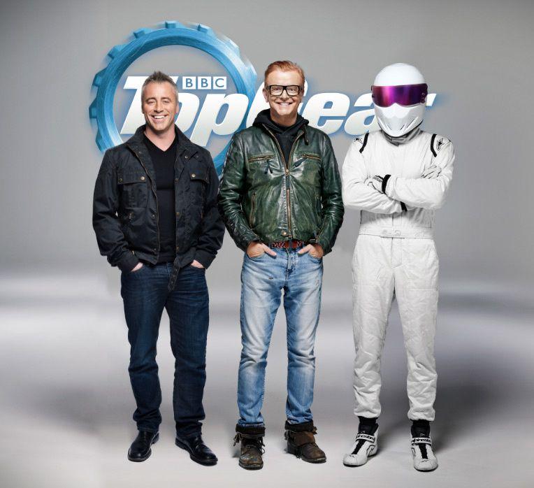 L'acteur Matt Le Blanc va présenter Top Gear !