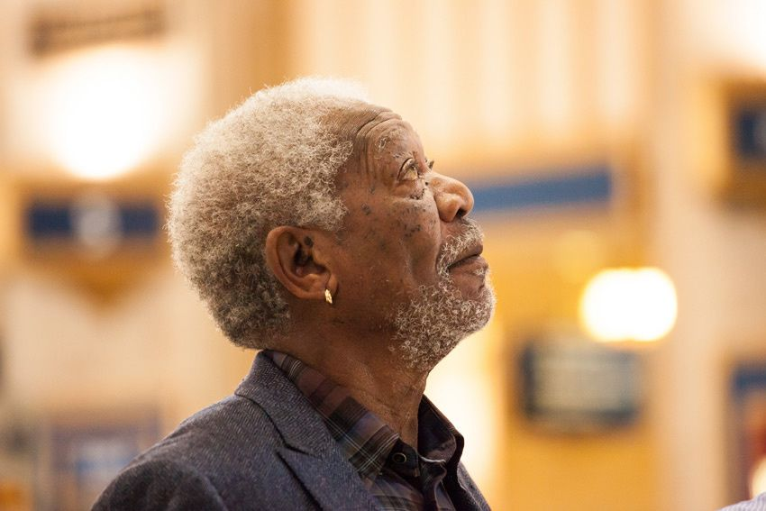 &quot&#x3B;Story of God&quot&#x3B; avec Morgan Freeman en avril sur National Geographic Channel