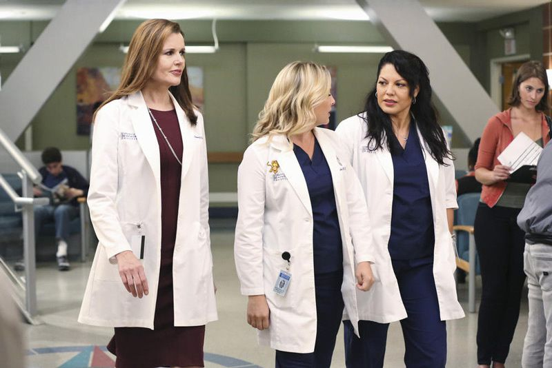 Grey's Anatomy (Crédit photo : ABC / Bob d'Amico)