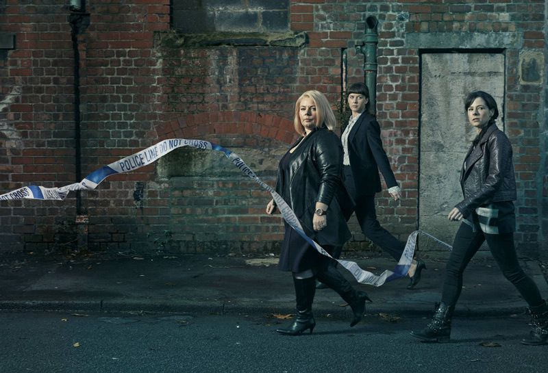 No Offence (Crédit photo : Channel 4)