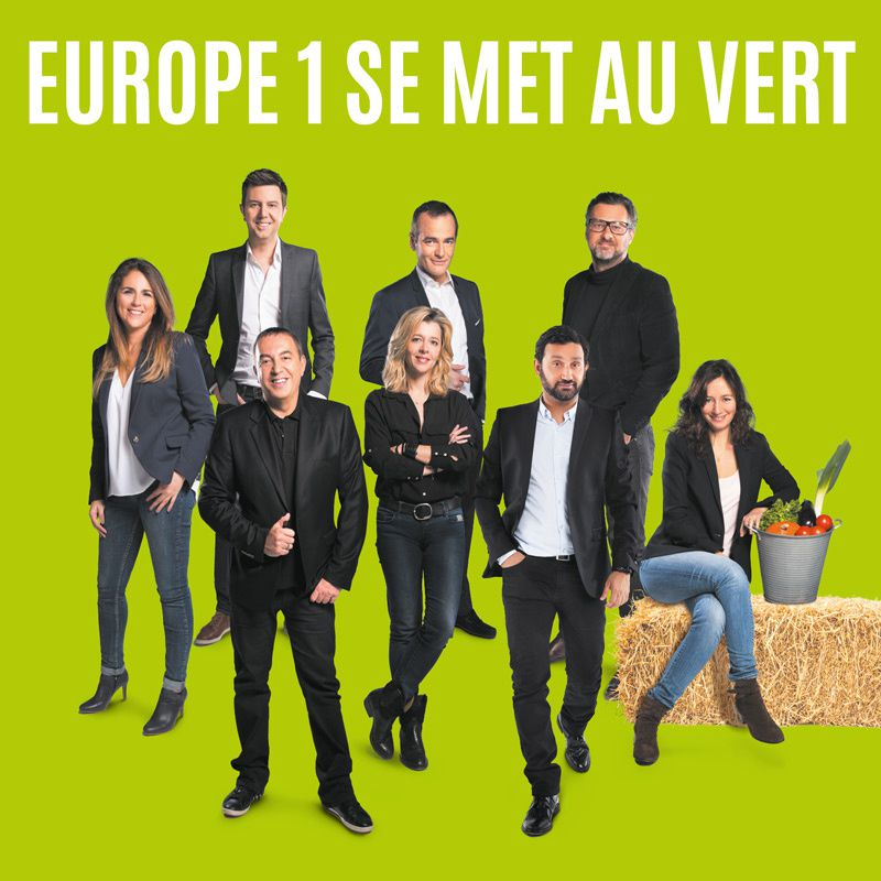 Europe 1 proposera 40 heures d'émission depuis le Salon International de l'Agriculture (programme)