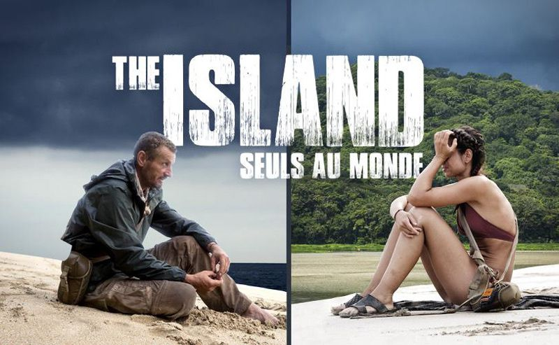 The Island : Seuls au Monde (Crédit photo : Guillaume MIRAND / M6)
