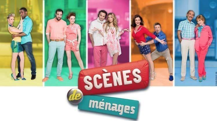 Scènes de Ménages (Crédit photo : Cécile Rogue / M6)