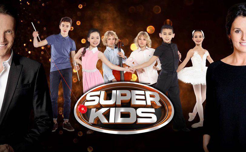 SuperKids (Crédit photo : Marianne Rosenstiehl / Shutterstock / Aurélien Faidy / M6)