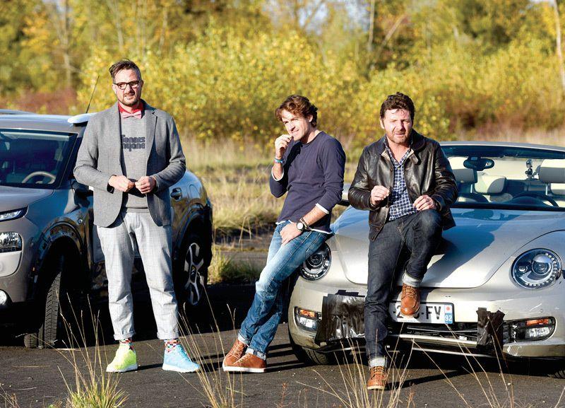 Top Gear de retour avec des inédits dès le 13 avril sur RMC Découverte