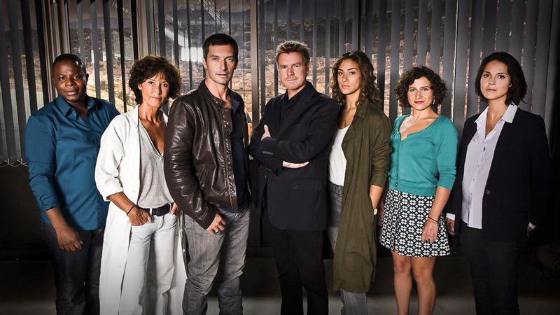 Section de recherches - Saison 10 (Crédit photo : Auteurs & Associés / TF1 / Jean-Louis Paris)